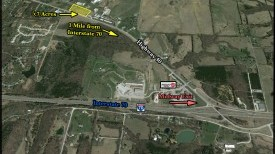 Henderson Rd and Highway 40 Columbia, MO  65203